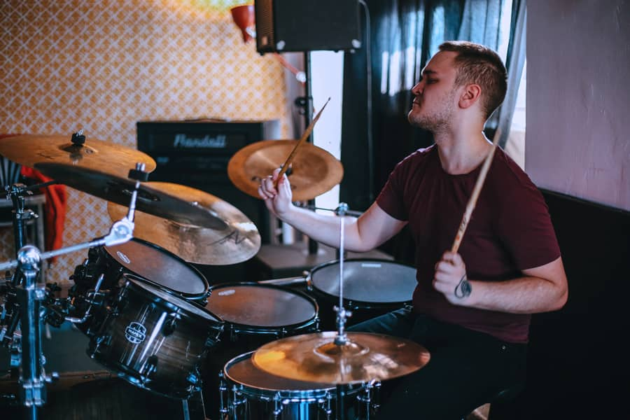 Welcome Josh, our touring drummer as a permanent member