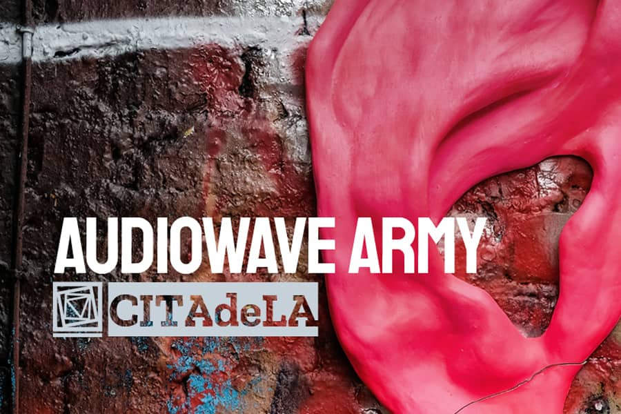 NEW RELEASE: Audiowave Army is out now!