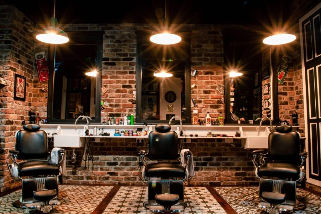 New barber shop opened!