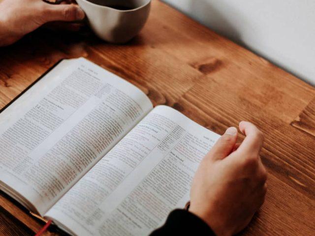 Workshop: Bible is your friend