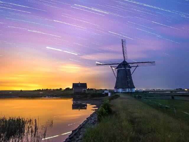 Zaandam Windmills Restoration