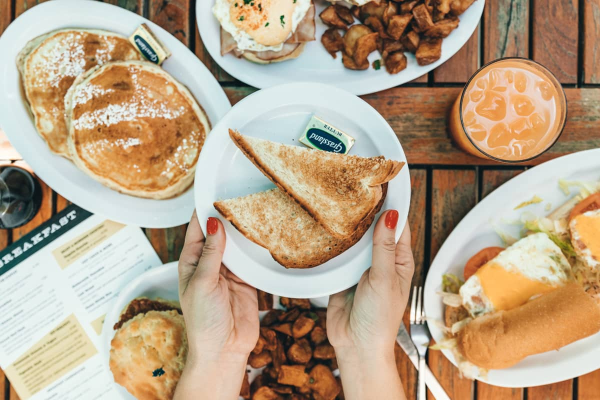 A few tips for delicious breakfast