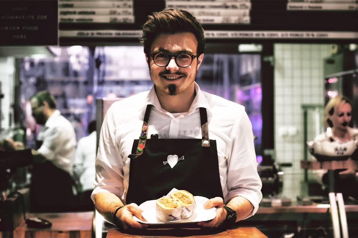 Chef Spotlight: Russel Gordon