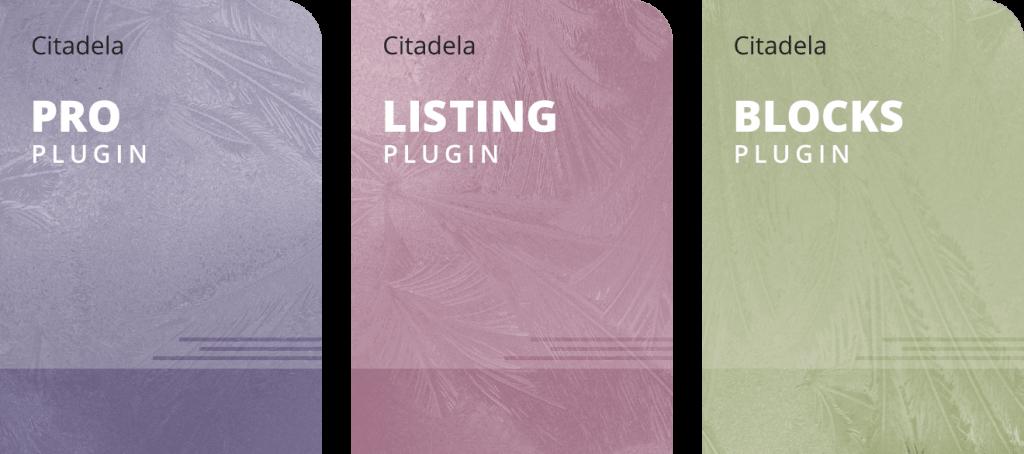 Citadela Products