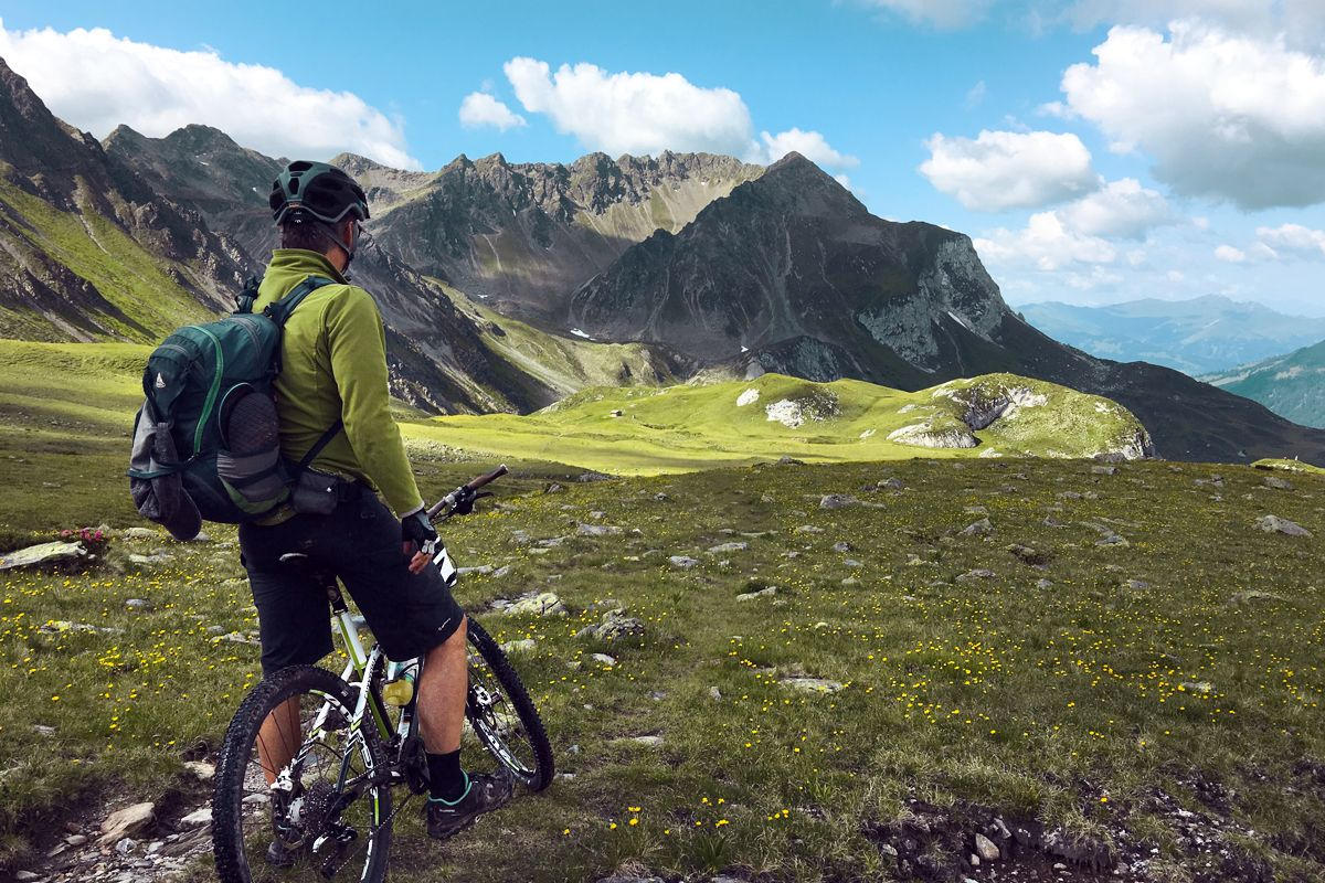 Pischa Trail