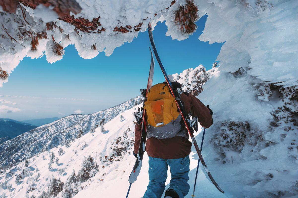 Tsantonnaire Downhill