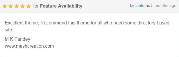 Directory WordPress Theme - 4