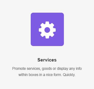 Services Element