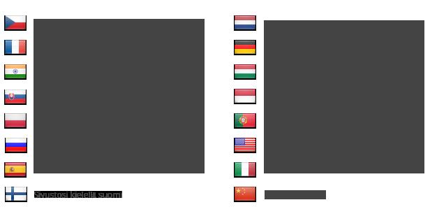 Languages List